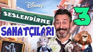 Animasyon Filmlerini Seslendiren 5 Türk Oyuncu