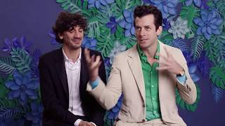 Anthony Rossomando and Mark Ronson at Oscar Luncheon 2019 Video