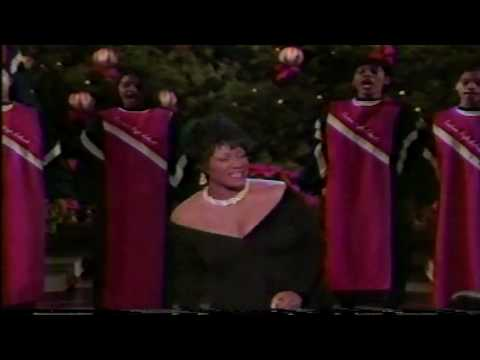 Patti Labelle performs - Christmas Musical at Wash. DC