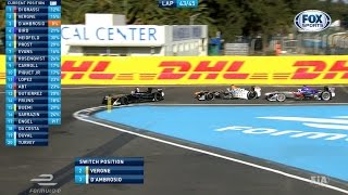 Formula E - 2017 Mexico City ePrix Race Highlights
