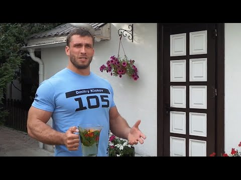 Dmitry Klokov about recovery !!! Sauna & Massage