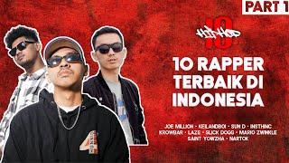 10 Rapper terbaik di Indonesia   Part 1