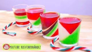 GELATINAS MEXICANAS INDIVIDUALES| ROSVI HERNANDEZ