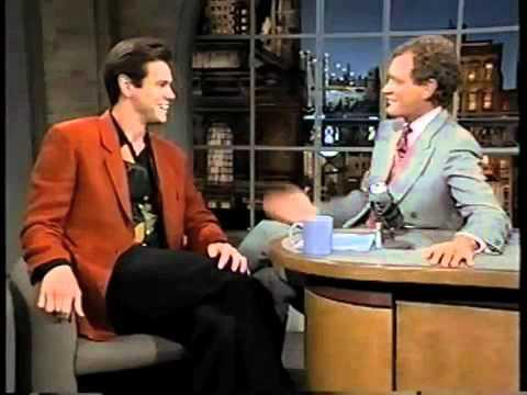 Jim Carrey does Broderick Crawford