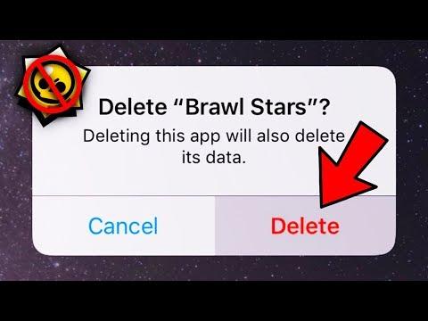 Dear Brawl Stars I QUIT