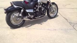 Voodoo VMAX exhaust for 1st Gen 4 into 2 system VEVMXI5D Sound