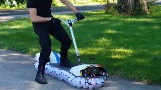 5 Futuristic Methods of Transport