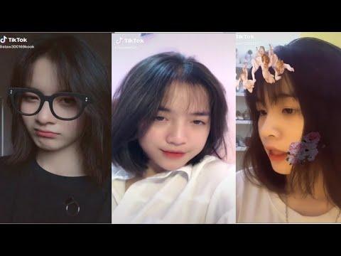 Tik Tok Gái Xinh Việt Nam || Những Cô Nàng Dễ Thương Cute Phô Mai Que |. P46