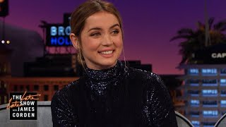 Ana de Armas Proves Everything Is Sexier In Spanish