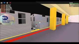 [ROBLOX] IND Subway: R32 C Train @ 155th Street