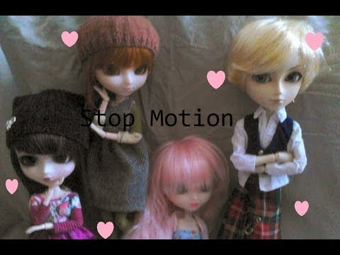 ♪ Stop Motion - Clap And Feet Version Pullip ♪