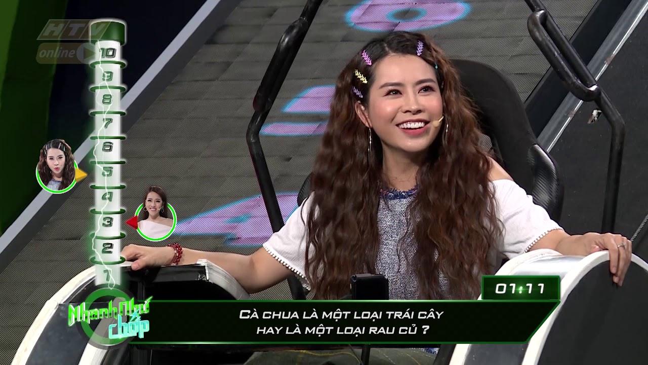 image Vũ Ngọc Ánh ghi 5 điểm tại HTV NHANH NHƯ CHỚP   NNC #24   15/9/2018