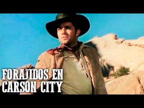 Forajidos en Carson City | Cine Occidental | Vaqueros | Película del Oeste | Salvaje Oeste