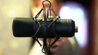 ЛУЧШИЙ БЮДЖЕТНЫЙ МИКРОФОН С ALIEXPRESS КАКОЙ МИКРОФОН ЛУЧШЕ ВЫБРАТЬ? Тест Микрофонов.