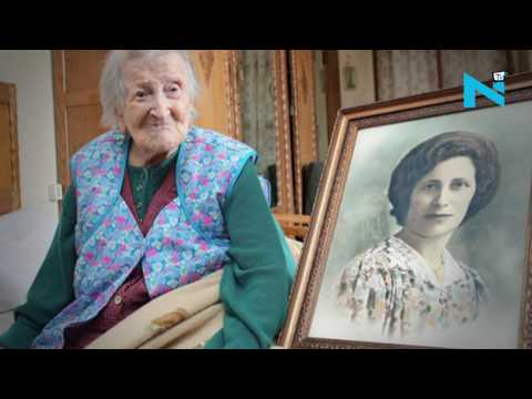 World's oldest personEmma Moranodies at 117 in Italy