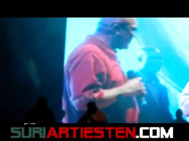 Bryan B Live @ Onafhankelijksplein (Suri Artiesten)