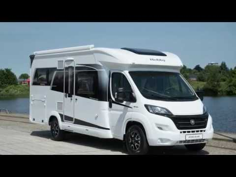 6118aa0a3a Hobby Optima de Luxe T65FL RV review - YouTube