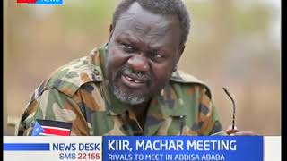 How Raila Odinga brokered peace between South Sudan President Kiir and Rebel leader Machar