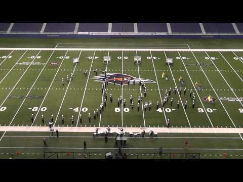 Littlefield High School Band 2015 - UIL 3A Texas State Marching Contest