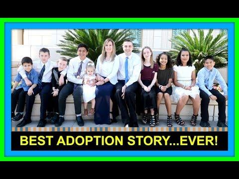 BEST ADOPTION STORY...EVER! | BIG NEWS!