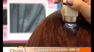 orange salon hair beauty clinic
