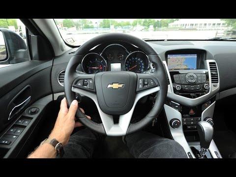 Chevrolet Cruze 16 Trke Inceleme Test Youtube