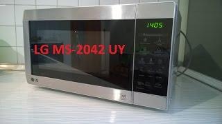 микроволновая печь LG MS-2042 UY