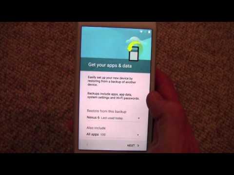 Motorola Moto G 3rd Gen  Setup Instructions First Use