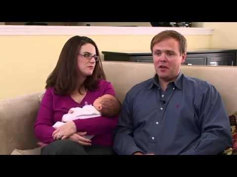 Maternity tour video Baptist Health Louisville