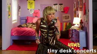 Miley Cyrus: Tiny Desk (Home) Concert