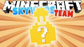 ЗЕЛЬЕ УДАЧИ! [Minecraft Team SkyWars Mini-Game]