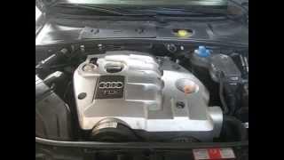 Audi a4 1.9 TDI 2001 Engine problem - Strange sound