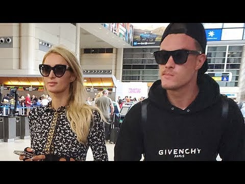 Paris Hilton Gets Serious With Her New Boyfriend!