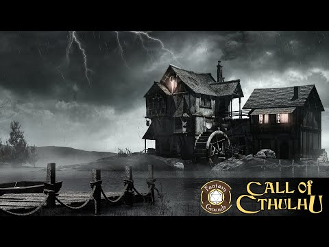 Using the Fight Brawl skill in Call of Cthulhu 7the Edition on Fantasy Grounds |