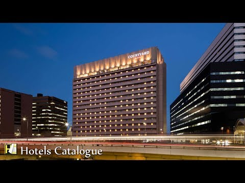 Courtyard by Marriott Shin-Osaka Station Overview - Business Hotels in Osaka Japan