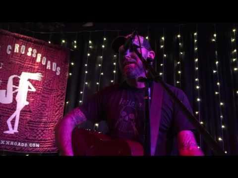Tim Barry Avoiding Catatonic Surrender Live - Crossroads Garwood 12/21/16
