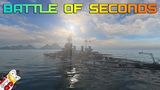 World of Warships - Battle of Seconds