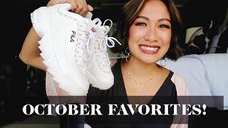 October Favorites 2018 | Laureen Uy