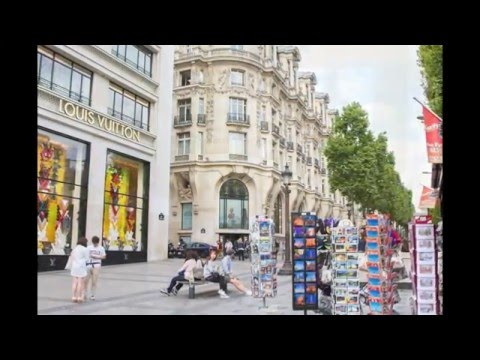 Property for sale paris champs elysees