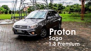 车库试驾 - Proton Saga 2016 1.3 Premium