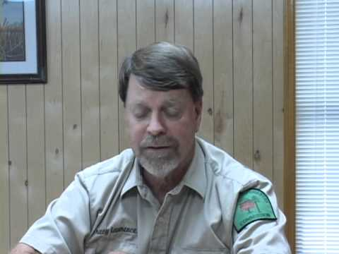 Tracey Lawrence with the Alabama Forestry Commission.wmv