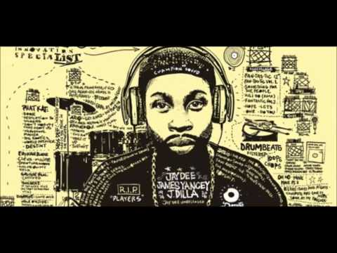 The Pharcyde - She Said (J Dilla Remix Instrumental) (HD)