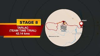 2018 Ronda Pilipinas Stage 8 (TTT) Highlights