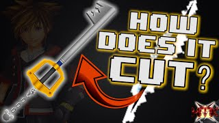 How Does The Keyblade Cut? | HMK