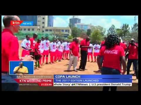 Coca-Cola Company has today renewed its partnership with Kenya secondary schools sports association