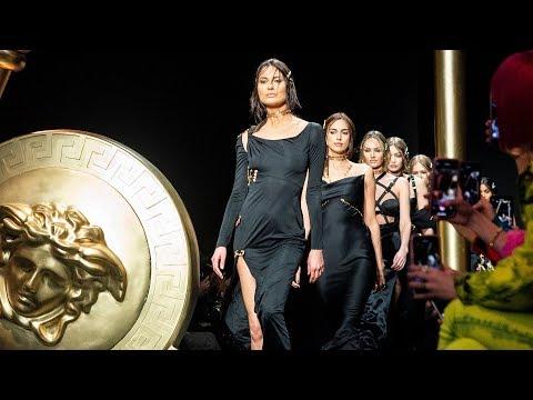 Versace Women's Fall-Winter 2019 Fashion Show