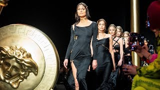 Versace Women's Fall-Winter 2019 Fashion Show