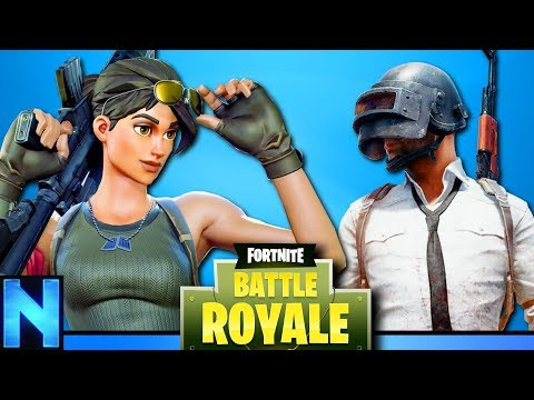 IS FORTNITE THE NEW BATTLEGROUNDS?