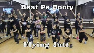 Beat Pe Booty Dance Performance | Kids Dance Choreography By Step2Step Dance Studio
