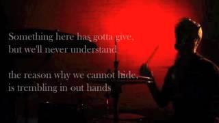 Lost Kids - Blood Red Shoes - Lyrics